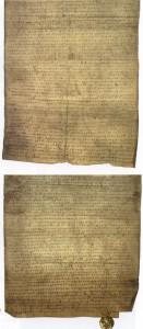 ДУХОВНАЯ ГРАМОТА ВЕЛИКОГО КНЯЗЯ ДИМИТРИЯ ДОНСКОГО. 1375 г.