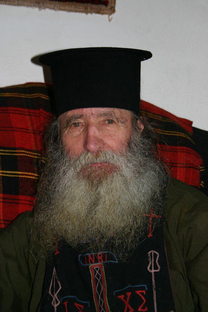ИЕРОСХИМОНАХ ГАВРИИЛ (СЕРПАНЮК ГЕОРГИЙ СТЕФАНОВИЧ