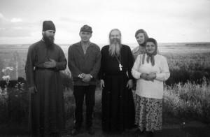 В ДОМНИНО КОСТРОМСКОЙ ЗЕМЛИ. 1996 г.