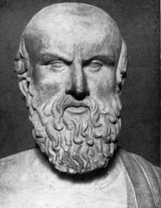ЭСХИЛ - ГРЕЧЕСКИЙ ДРАМАТУРГ (525-456 гг. до Р. Х.)