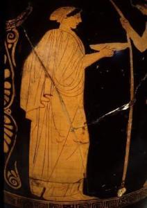 ИОКАСТА - ЖЕНА И МАТЬ ЭДИПА