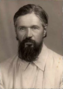 ПРОТОИЕРЕЙ НИКОЛАЙ ГОЛУБЦОВ (1900-1963)