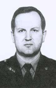 ГЕРОЙ РОССИИ МАЙОР ТИНЬКОВ ВАЛЕРИЙ АНАТОЛЬЕВИЧ (1957-1995)