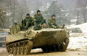 ПЕРВАЯ ЧЕЧЕНСКАЯ ВОЙНА. 1995 г.