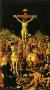 ГОЛГОФА. ХУД. МАРТИН ВАН ХЕМСКЕРК (1498-1574 гг.) НИДЕРЛАНДЫ