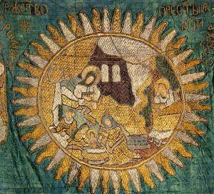 РОЖДЕСТВО ПРЕСВЯТОЙ БОГОРОДИЦЫ. 1736 г. НАЦИОНАЛЬНЫЙ КИЕВО-ПЕЧЕРСКИЙ ИСТОРИКО-КУЛЬТУРНЫЙ ЗАПОВЕДНИК