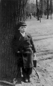 АЛЕКСЕЙ РИДИГЕР. 1934-1941 гг.