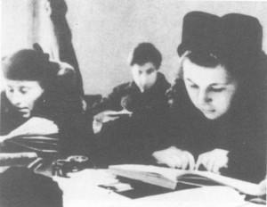 БЛОКАДНЫЙ ЛЕНИНГРАД. 1942 г. БИБЛИОТЕКА ИМ. М. Е. САЛТЫКОВА-ЩЕДРИНА