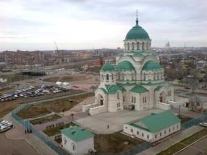 Собор св. кн. Владимира в Астрахани