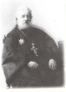 Наместник Псково-Печерского монастыря архимандрит Мефодий