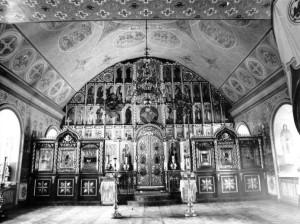 Сретенский храм. Псково-Печерский монастырь.
