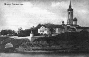 Псковский Снетогорский монастырь