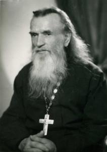 ОТЕЦ ВАСИЛИЙ ШВЕЦ. 1970-е гг.
