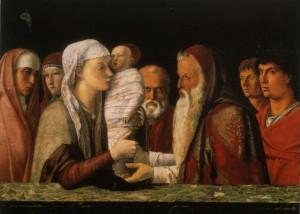 СРЕТЕНИЕ. ХУД. ДЖОВАННИ БЕЛЛИНИ (1431-1516 гг.)