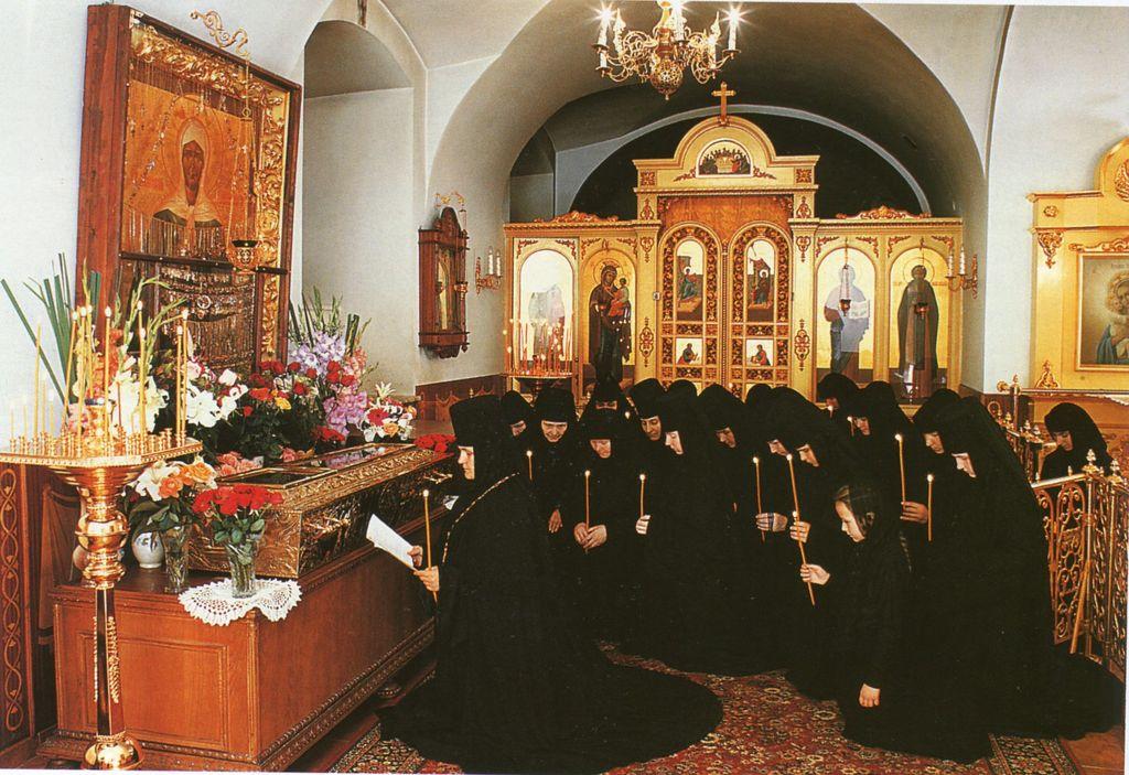 покровский храм матроны московской рыцарю