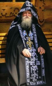 СХИАРХИМАНДРИТ ФЕОФАН - СТАРЕЦ ИОАННО-БОГОСЛОВСКОГО МАКАРОВСКОГО МОНАСТЫРЯ, БЛАГОСЛОВИВШИЙ ВОЗРОЖДЕНИЕ ПУСТЫНИ