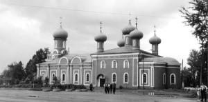 ГОРОДСКОЙ СПАСО-ПРЕОБРАЖЕНСКИЙ СОБОР. 2003 г.