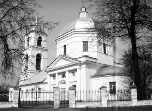 ЗНАМЕНСКАЯ ЦЕРКОВЬ. 2003 г.