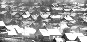 ТИХВИН ЗИМОЙ.1960-е гг.