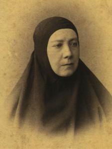 ИГУМЕНИЯ ВЕРА (ПОБЕДИНСКАЯ 1919-1921 гг.) ФОТО НАЧАЛА XX в.