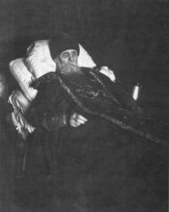 ПРП. СЕРАФИМ ВЫРИЦКИЙ. ВЫРИЦА. 1946 г.