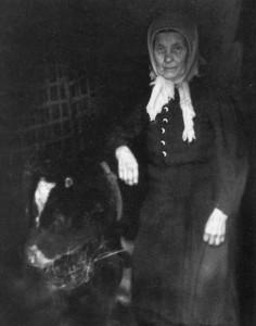 МАРИЯ ГЕОРГИЕВНА - БАБУШКА ВЛАДЫКИ ПРОКЛА - ДУХОВНАЯ ДОЧЬ ПРП. СЕРАФИМА ВЫРИЦКОГО