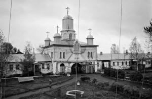 НИЛО-СОРСКАЯ ПУСТЫНЬ. ФОТО 2005 г.