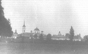 НИЛО-СОРСКАЯ ПУСТЫНЬ. ФОТО 1931 г.