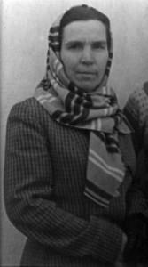 МАРИЯ СЕРГЕЕВНА. СХОДНЯ. 1970-е гг.