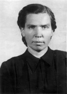 МАРИЯ СЕРГЕЕВНА. 1945 г.