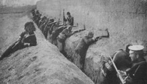 АРМЯНСКИЕ ДОБРОВОЛЬЦЫ У СТЕН ВАНА, МАЙ 1915 г.