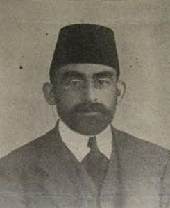 ДЖЕМАЛЬ АЗМИ (1868–1922), ЗА СВОЮ ЗВЕРИНУЮ ЖЕСТОКОСТЬ К АРМЯНАМ ПРОЗВАННЫЙ ТРАПЕЗУНДСКИМ ЧУДОВИЩЕМ