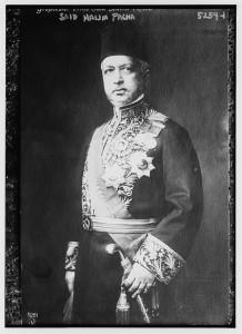 САИД ХАЛИМ-ПАША (1863–1921). ГЕНЕРАЛЬНЫЙ СЕКРЕТАРЬ ПАРТИИ МЛАДОТУРОК, ВЕЛИКИЙ ВИЗИРЬ ОСМАНСКОЙ ИМПЕРИИИ. ОДИН ИЗ ПАЛАЧЕЙ АРМЯНСКОГО НАРОДА