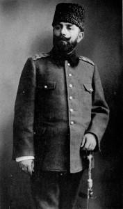 АХМЕД ДЖЕМАЛЬ-ПАША (1872–1922) – МОРСКОЙ МИНИСТР, ОДИН ИЗ ПАЛАЧЕЙ АРМЯНСКОГО НАРОДА