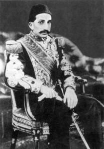 ТУРЕЦКИЙ СУЛТАН АБДУЛ-ХАМИД II