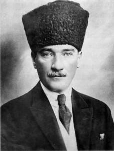 МУСТАФА КЕМАЛЬ АТАТЮРК (1881-1938 гг.) - ЕЩЕ ОДИН ПАЛАЧ АРМЯНСКОГО НАРОДА
