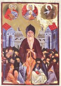СВ. ГРИГОР ТАТЕВАЦИ (XV в.) ИКОНА