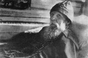 СТАРЕЦ СЕРАФИМ ВЫРИЦКИЙ. 1946 г.