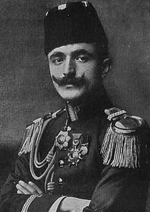 ЭНВЕР-ПАША (1881 - 1922) - ВОЕННЫЙ МИНИСТР ТУРЦИИ, ПАЛАЧ АРМЯНСКОГО НАРОДА