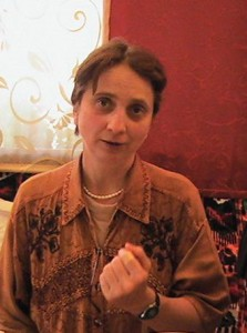 МАРИНА КИРИЛЛОВА. ИКОНОПИСЕЦ (5.11.1959 – 23.02.2012)