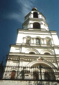 БРИСОГЛЕБСКИЙ СОБОР РЯЗАНИ. 28 ИЮЛЯ 2003 г.
