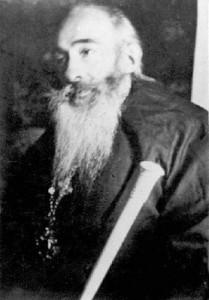 АРХИЕПИСКОП РЯЗАНСКИЙ БОРИС (ПЕТР АЛЕКСЕЕВИЧ СОКОЛОВ) (1865–1928). ФОТО 1920-х гг.