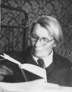 МАРИЯ ЕФИМОВНА СЕРГЕЕНКО (1891-1987)