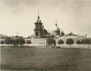 ПОКРОВСКИЙ МОНАСТЫРЬ МОСКВА (1882)