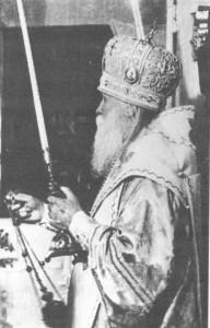 МИТРОПОЛИТ ВЕНИАМИН (ФЕДЧЕНКОВ). 1957 г. ПАРИЖ