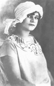 Н. А. СОБОЛЕВА. 1920 -е гг.