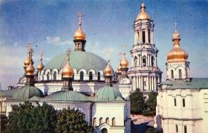 КИЕВО-ПЕЧЕРСКАЯ ЛАВРА НА ФОТОГРАФИЯХ 1970-х гг.