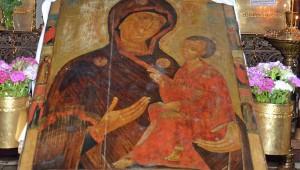 ТИХВИНСКАЯ ОПОЛЧЕННАЯ ИКОНА БОЖИЕЙ МАТЕРИ