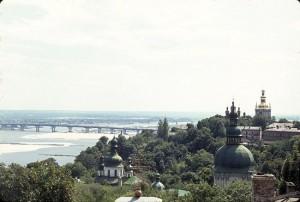 1964 г. НИЖНИЕ ЦЕРКВИ ЛАВРЫ