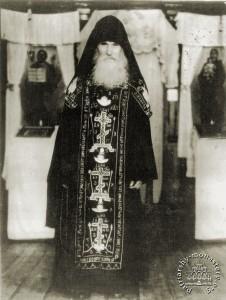 ПРЕПОДОБНОИСПОВЕДНИК КУКША ОДЕССКИЙ (КОСЬМА КИРИЛЛОВИЧ ВЕЛИЧКО; 1875–1964)